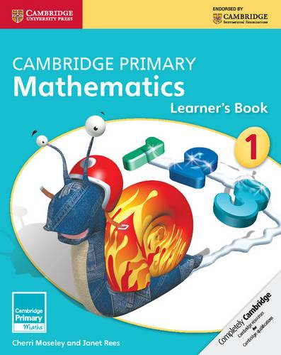 Cambridge Primary Maths: Cambridge Primary Mathematics Stage 1 Learner's Book - Cherri Moseley - 9781107631311