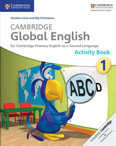 Cambridge Global English: Cambridge Global English Stage 1 Activity Book - Caroline Linse - 9781107655133