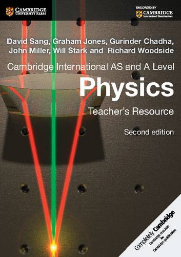 Cambridge International AS and A Level Physics Teacher's Resource CD-ROM - David Sang - 9781107663008