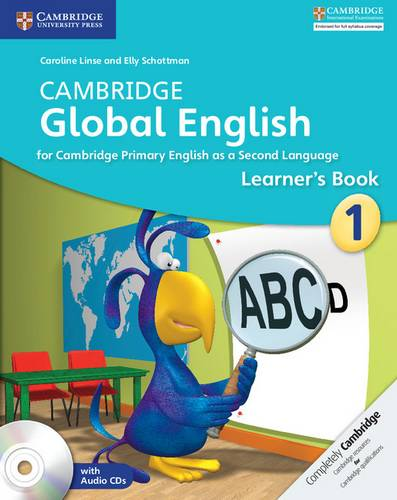 Cambridge Global English: Cambridge Global English Stage 1 Learner's Book with Audio CDs (2) - Caroline Linse - 9781107676091