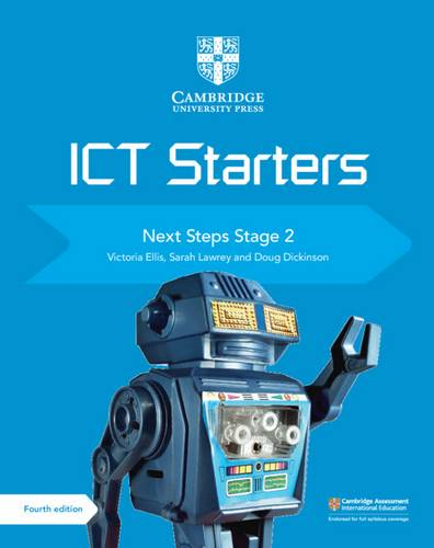 Cambridge International Examinations: Cambridge ICT Starters Next Steps Stage 2 - Victoria Ellis - 9781108463539