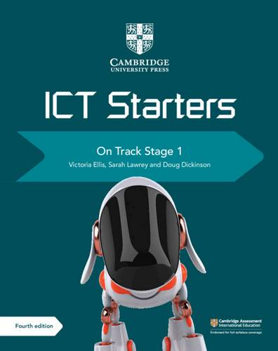 Cambridge International Examinations: Cambridge ICT Starters On Track Stage 1 - Victoria Ellis - 9781108463546