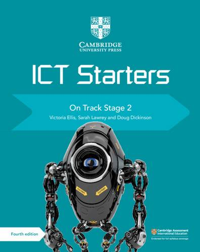 Cambridge International Examinations: Cambridge ICT Starters On Track Stage 2 - Victoria Ellis - 9781108463553