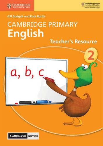 Cambridge Primary English: Cambridge Primary English Stage 2 Teacher's Resource with Cambridge Elevate - Gill Budgell - 9781108615877