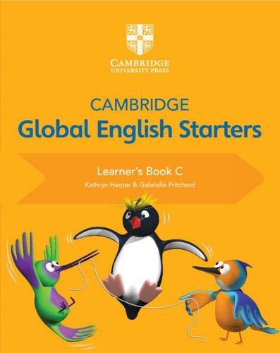 Cambridge Global English Starters: Cambridge Global English Starters Learner's Book C - Kathryn Harper - 9781108700054