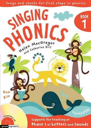 Singing Subjects - Singing Phonics - Helen MacGregor - 9781408104729
