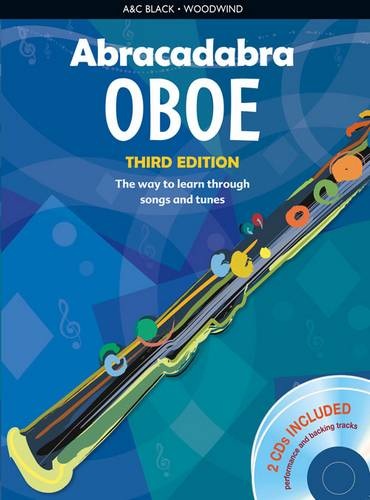 Abracadabra Woodwind - Abracadabra Oboe (Pupil's book + 2 CDs): The way to learn through songs and tunes - Helen McKean - 9781408105283
