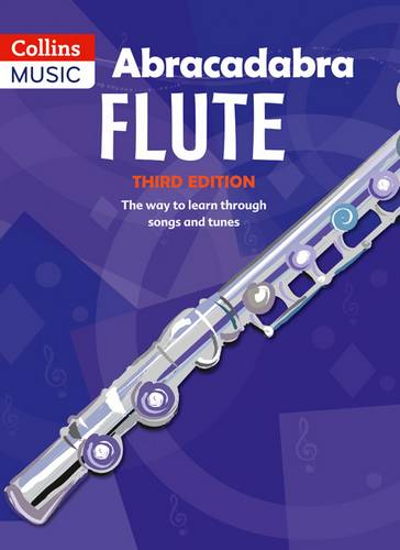 Abracadabra Woodwind - Abracadabra Flute (Pupil's book): The way to learn through songs and tunes - Malcolm Pollock - 9781408107669