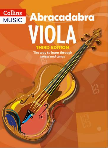 Abracadabra Strings - Abracadabra Viola (Pupil's book): The way to learn through songs and tunes - Peter Davey - 9781408114599