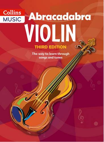 Abracadabra Strings - Abracadabra Violin (Pupil's book): The way to learn through songs and tunes - Peter Davey - 9781408114605