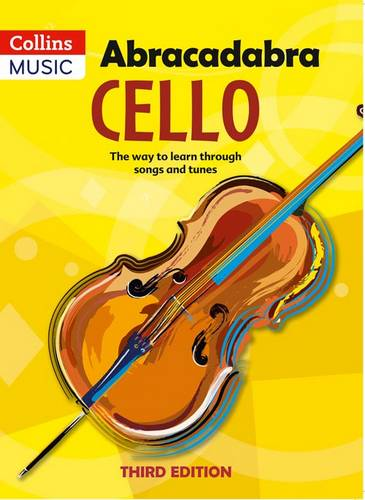 Abracadabra Strings - Abracadabra Cello (Pupil's book): The way to learn through songs and tunes - Maja Passchier - 9781408114636
