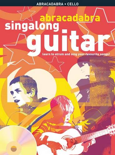 Abracadabra Guitar - Abracadabra Singalong Guitar -  - 9781408115008