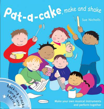 Songbooks - Pat a cake