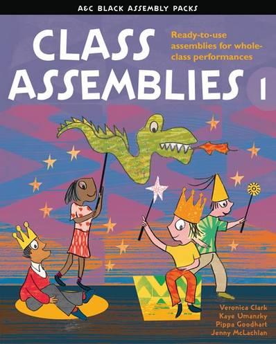 Assembly Packs - Class Assemblies 1 - Veronica Clark - 9781408124567