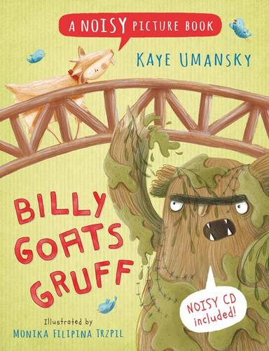 Noisy Picture Books - Billy Goats Gruff: A Noisy Picture Book - Kaye Umansky - 9781408192375