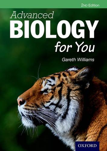 Advanced Biology For You - Gareth Williams - 9781408527351