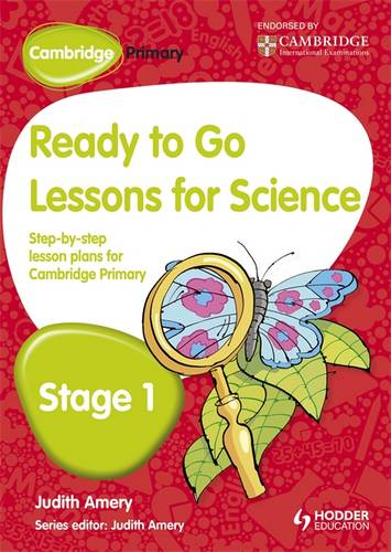 Cambridge Primary Ready to Go Lessons for Science Stage 1 - Judith Amery - 9781444177824