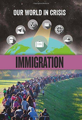 Our World in Crisis: Immigration - Claudia Martin - 9781445163758
