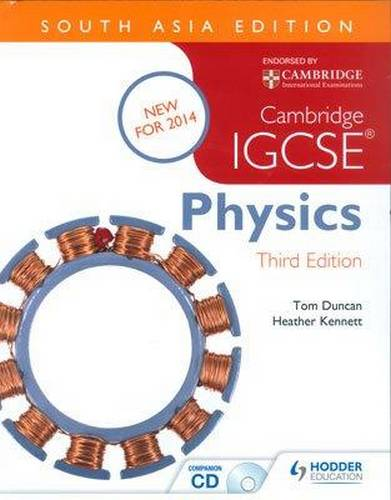 Cambridge IGCSE Physics 3rd Edition - Tom Duncan - 9781471837968
