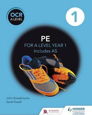 OCR A Level PE Book 1 - John Honeybourne - 9781471851735
