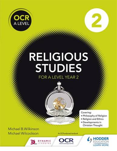 OCR Religious Studies A Level Year 2 - Michael Wilkinson - 9781471866746