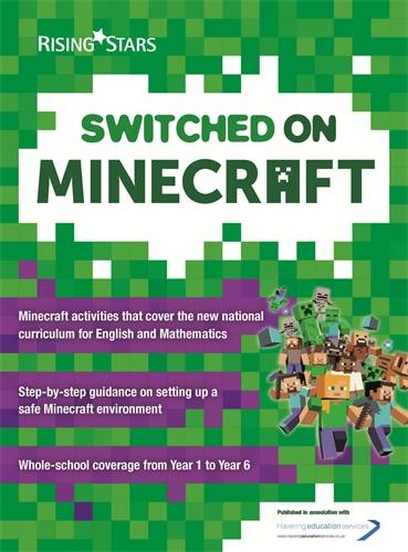 Switched on Minecraft - Ray Chambers - 9781471877162