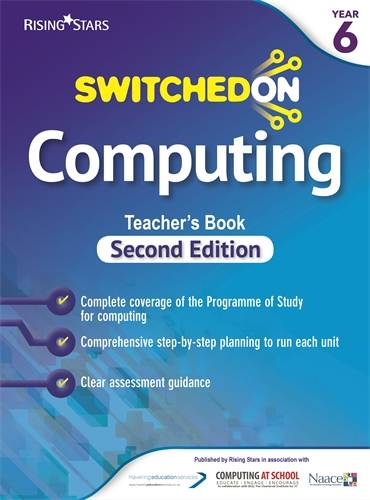 Switched on Computing Year 6 - Miles Berry - 9781471883682
