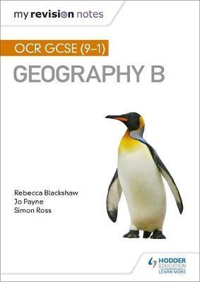 My Revision Notes: OCR GCSE (9-1) Geography B - Simon Ross - 9781471887345