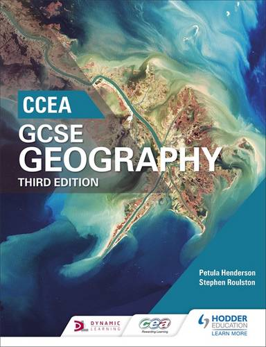 CCEA GCSE Geography Third Edition - Petula Henderson - 9781471891687