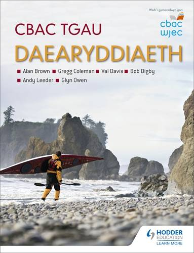 CBAC TGAU Daearyddiaeth (WJEC GCSE Geography Welsh-language edition) - Andy Leeder - 9781510403109