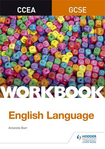 CCEA GCSE English Language Workbook - Amanda Barr - 9781510419957