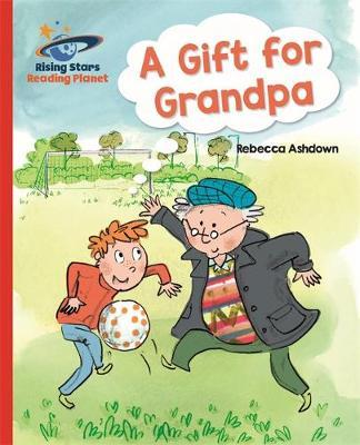 A Gift for Grandpa - Rebecca Ashdown - 9781510430822