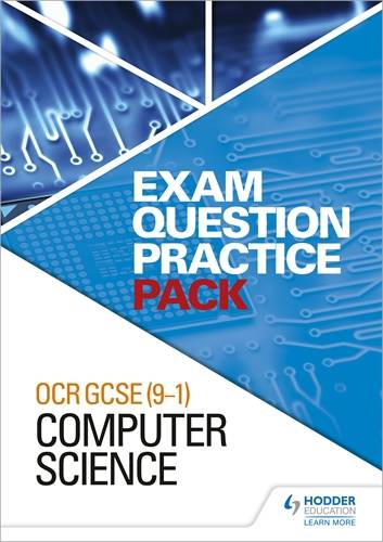 OCR GCSE (9-1) Computer Science: Exam Question Practice Pack - Hodder Education - 9781510433571