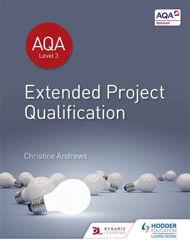 AQA Extended Project Qualification (EPQ) - Christine Andrews - 9781510443143