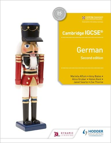 Cambridge IGCSE (TM) German Student Book Second Edition - Mariela Affum - 9781510447561