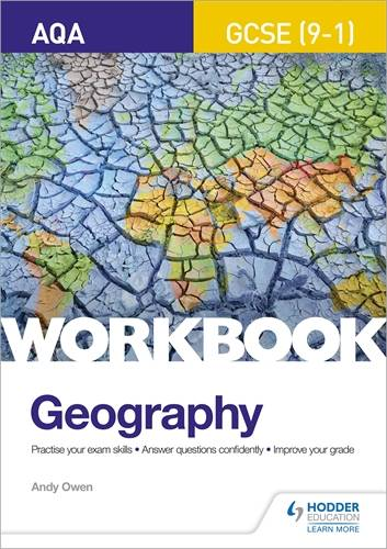 AQA GCSE (9-1) Geography Workbook - Andy Owen - 9781510453364