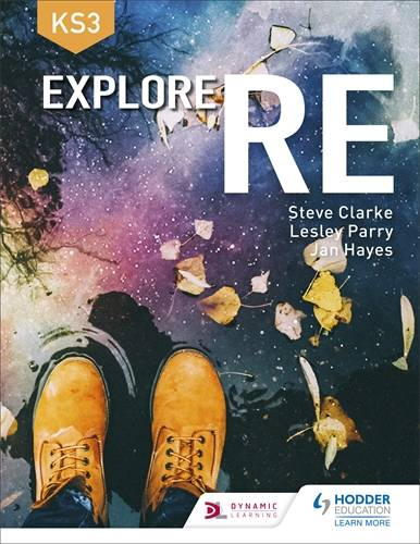 Explore RE for Key Stage 3 - Steve Clarke - 9781510458574