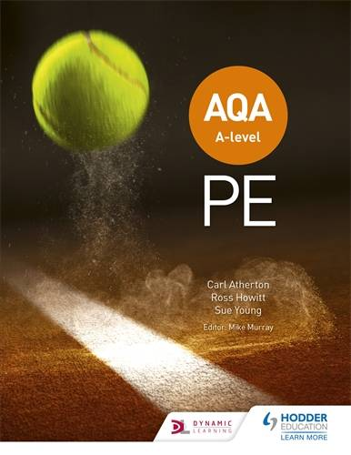 AQA A-level PE (Year 1 and Year 2) - Carl Atherton - 9781510473300