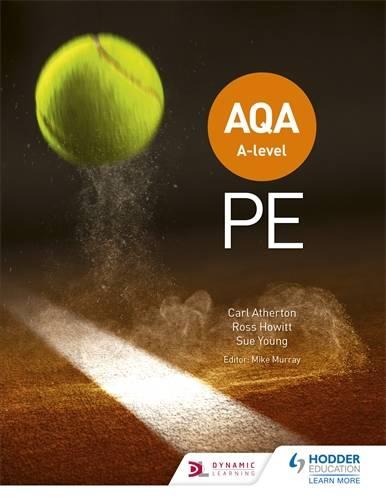 AQA A-level PE (Year 1 and Year 2) - Carl Atherton - 9781510473300