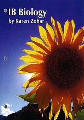 IB Biology Course Materials: Student Activities Book - Karen Zohar - 9781596573130