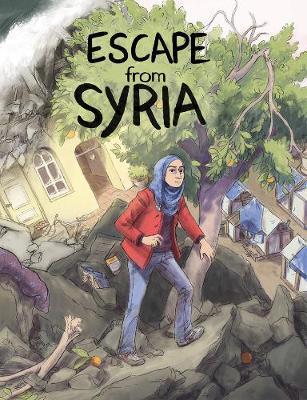 Escape from Syria - Samya Kullab - 9781770859821