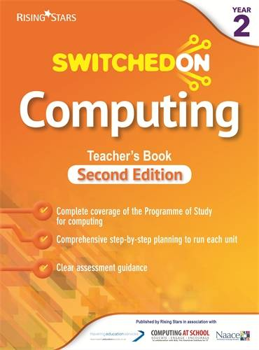 Switched on Computing Year 2: Year 2 - Miles Berry - 9781783390892
