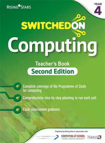Switched on Computing Year 4 - Miles Berry - 9781783390915