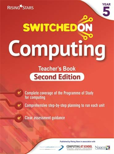 Switched on Computing Year 5 - Miles Berry - 9781783390922