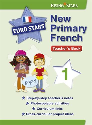 Euro Stars New Primary French 1 (for Years 2 - 3) - Patt Dunn - 9781783392209