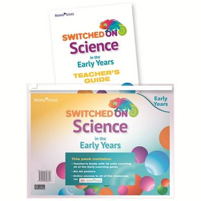 Switched on Science in the Early Years - Rosemary Feasey - 9781783398317