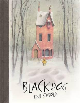 Black Dog - Levi Pinfold - 9781848777484