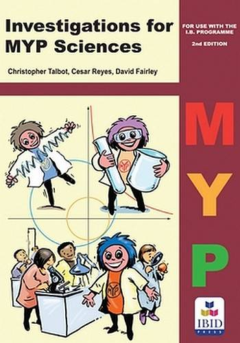 MYP Science Investigations 2nd Edition Colour PDF - Christopher Talbot - 9781876659035EL