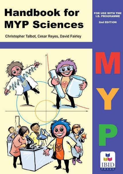 MYP Internal Assessment Handbook 2nd Edititon - Christopher Talbot - 9781876659097
