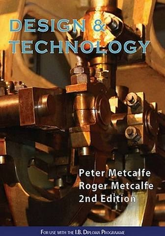Design and Technology 2nd Edition - Peter Metcalfe - 9781876659196
